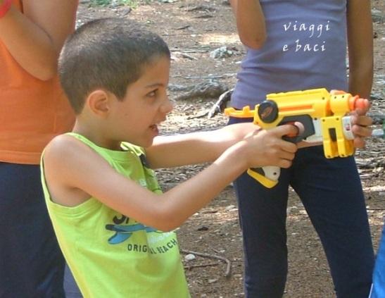 pistole per bambini