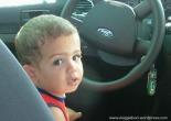 viaggi in auto con bambini
