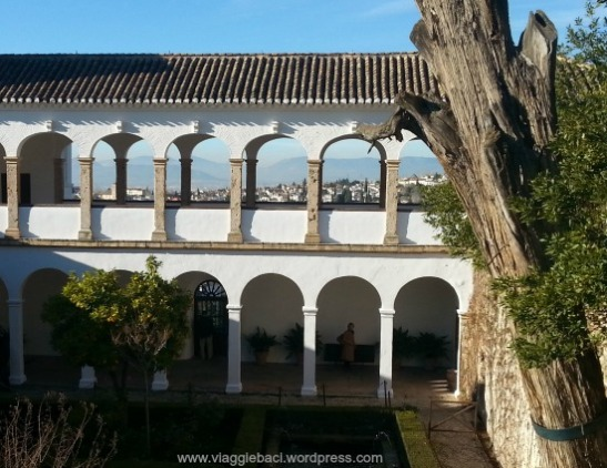 Granada, Alahambra