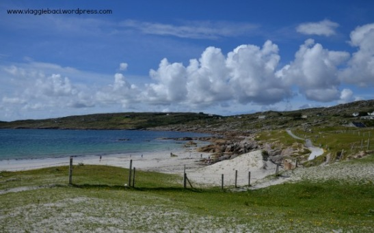 Dog's Bay a Roundstone